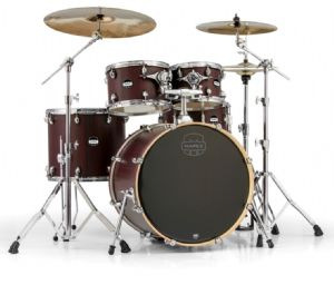 MAPEX MARS ROCK FUSION with Hardware Pack